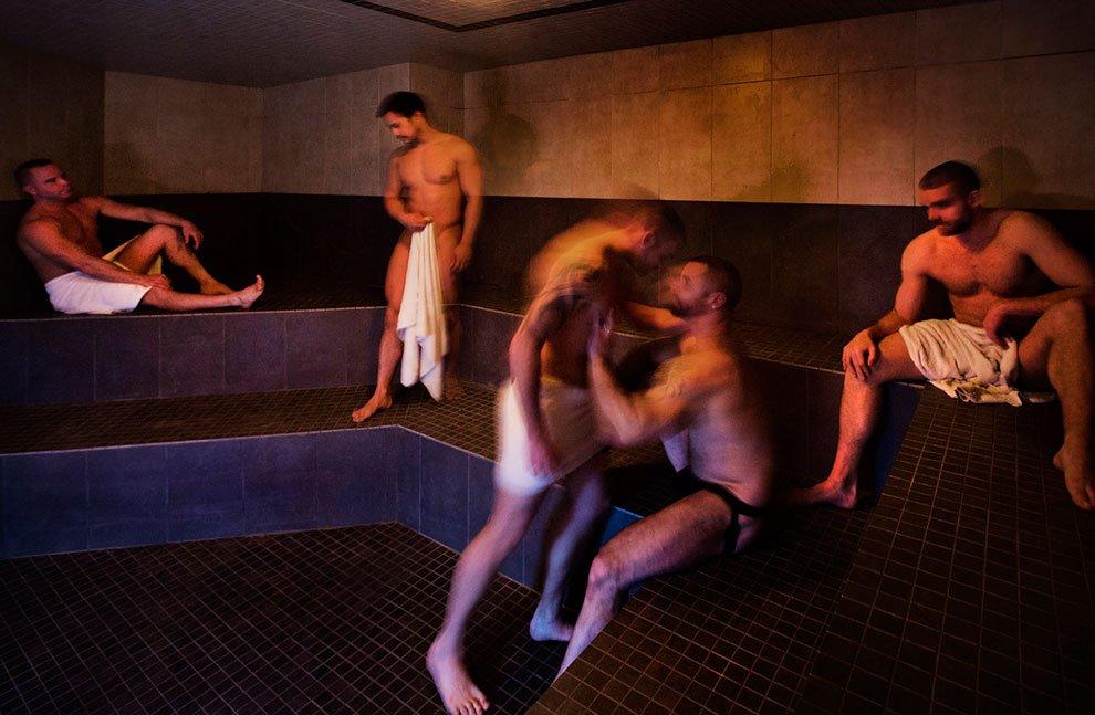 Spartacus International Sauna Guide