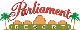 Parliament Resort Augusta Logo