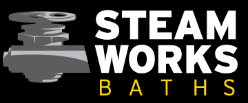 Steamworks Chicago logo
