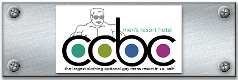CCBC Resort Hotel - The Largest Clothing Optional Gay Mens Resort in SoCal