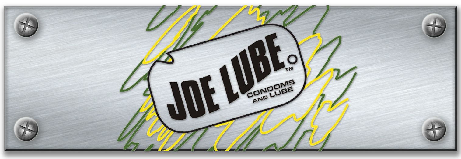 Joe Lube - Lube & Condoms