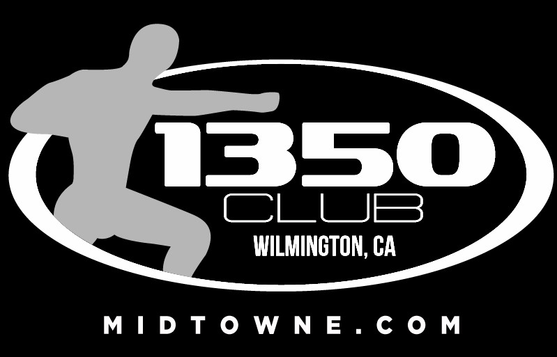 1350 Club Long Beach Logo