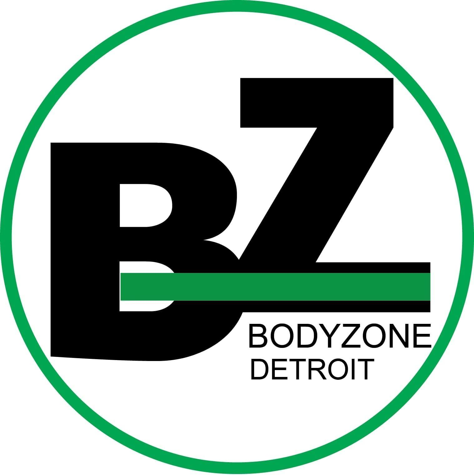 Body Zone Detroit Logo