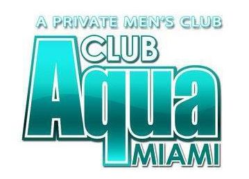 Club Aqua Miami Logo