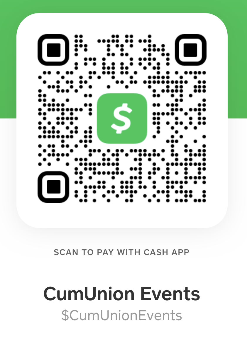 Donate to CumUnion on CashApp